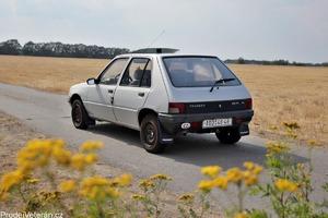 Peugeot 205 GL 1,1 (včetně eko poplatku)