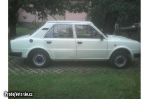 ŠKODA 120l model ,,M´´