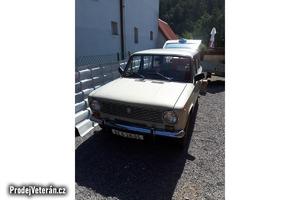 VAZ 2102 Kombi r. v. 1974