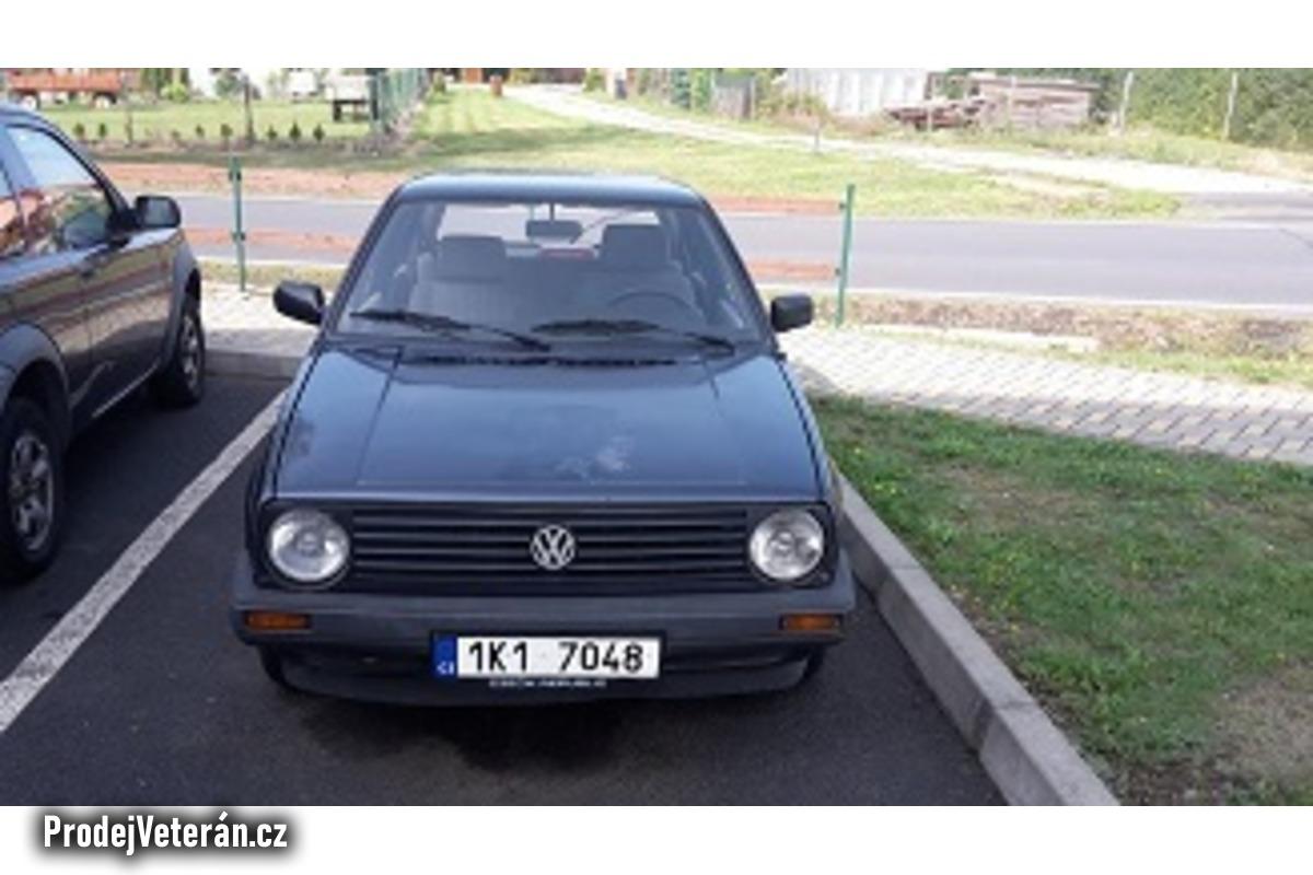 VW Golf 17 1979