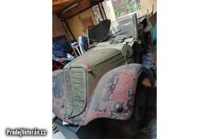 Tatra 75 cabrio k renovací