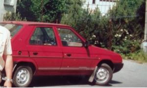 Škoda favorit 135l