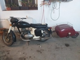 Jawa 250/353 + Pav 41