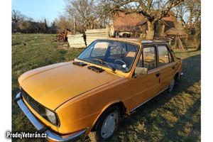 Škoda r.v. 1983